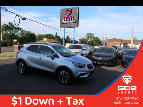 2019 Buick Encore for sale at Go2Motors in Redford MI