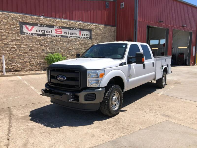 2012 Ford F-350 Super Duty for sale at Vogel Sales Inc in Commerce City CO