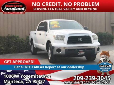 2008 Toyota Tundra for sale at Manteca Auto Land in Manteca CA