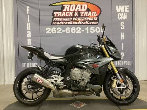 2016 BMW S 1000 R for sale at Road Track and Trail in Big Bend WI
