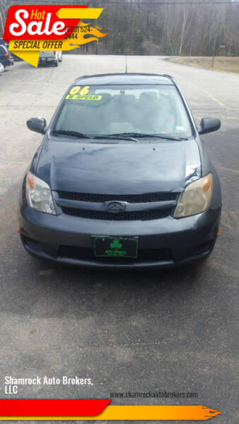 2006 Scion xA for sale at Shamrock Auto Brokers, LLC in Belmont NH