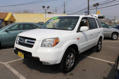 2008 Honda Pilot for sale at Lodi Auto Mart in Lodi NJ