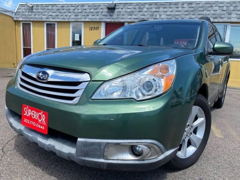 2011 Subaru Outback for sale in Wheat Ridge, CO