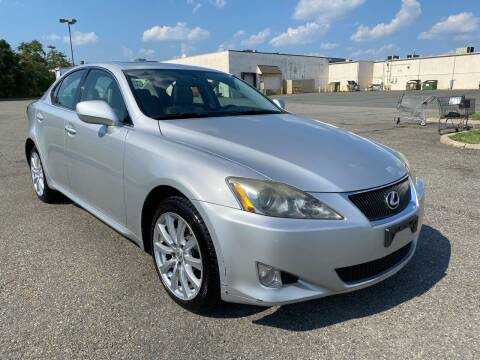 2006 Lexus IS 250 for sale at Pristine Auto Group in Bloomfield NJ