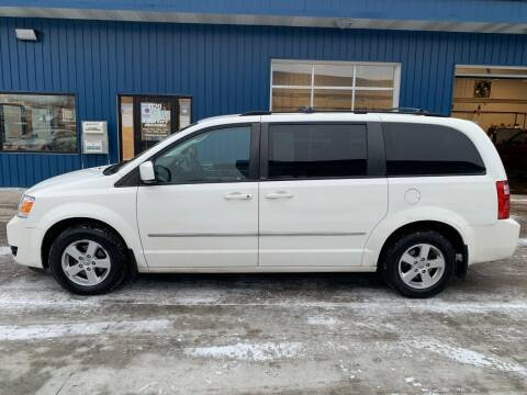 2010 Dodge Grand Caravan for sale at Twin City Motors in Grand Forks ND