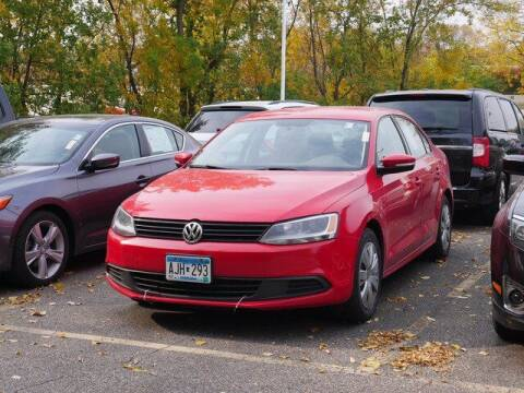 2014 Volkswagen Jetta for sale at Park Place Motor Cars in Rochester MN