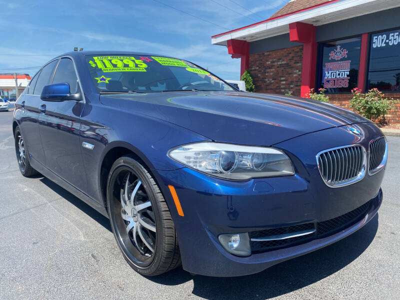 2011 BMW 5 Series for sale in Louisville, KY