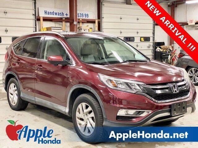 2015 Honda CR-V for sale at APPLE HONDA in Riverhead NY