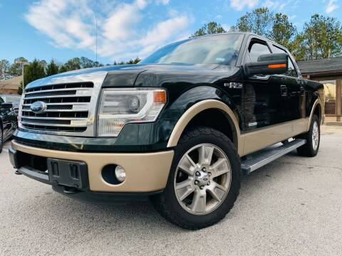2013 Ford F-150 for sale at Classic Luxury Motors in Buford GA