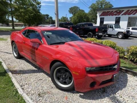 2013 Chevrolet Camaro for sale at Beach Auto Brokers in Norfolk VA