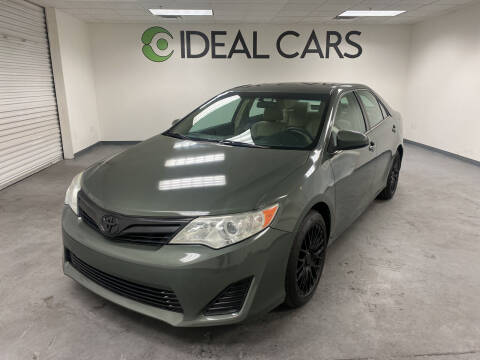 2012 Toyota Camry for sale at Ideal Cars Atlas in Mesa AZ