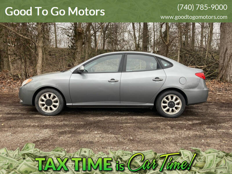 2010 Hyundai Elantra for sale at Good To Go Motors in Lancaster OH