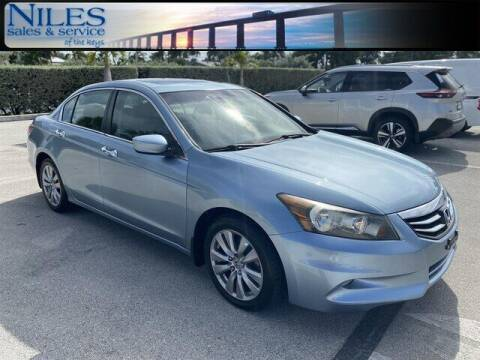 2012 Honda Accord for sale at Niles Sales and Service in Key West FL