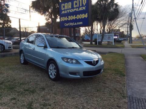 2008 Mazda MAZDA3 for sale at Car City Autoplex in Metairie LA