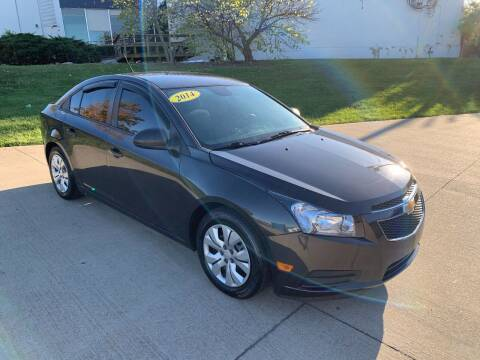 2014 Chevrolet Cruze for sale at Best Buy Auto Mart in Lexington KY