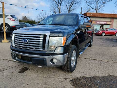 2010 Ford F-150 for sale at Lamarina Auto Sales in Dearborn Heights MI