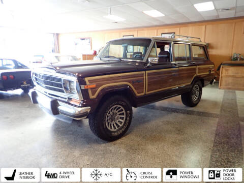 1990 Jeep Grand Wagoneer for sale at Sabeti Motors in Tacoma WA