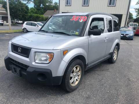2006 Honda Element for sale at MBM Auto Sales and Service - Lot A in East Sandwich MA