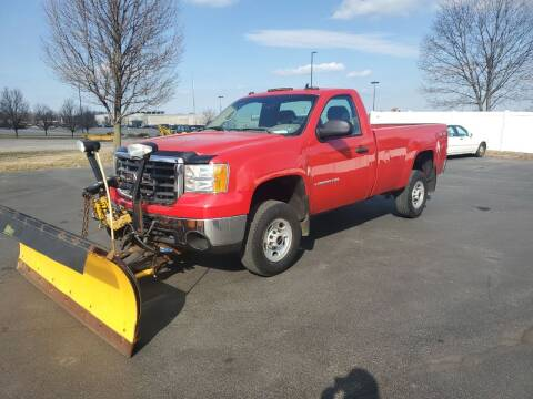 2008 GMC Sierra 2500HD for sale at Boardman Auto Exchange in Youngstown OH