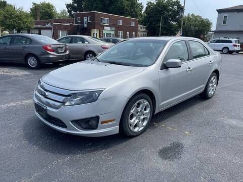 2010 Ford Fusion for sale at JC Auto Sales in Belleville IL