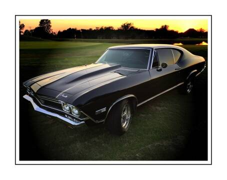 1968 Chevrolet Chevelle for sale at WEST PORT AUTO CENTER INC in Fenton MO