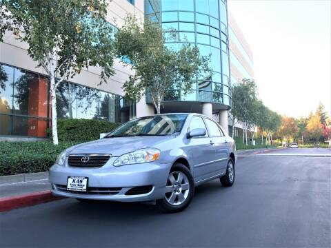 2005 Toyota Corolla for sale at KAS Auto Sales in Sacramento CA