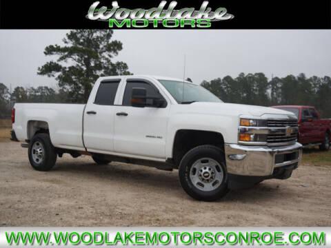 2015 Chevrolet Silverado 2500HD for sale at WOODLAKE MOTORS in Conroe TX