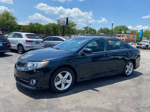2013 Toyota Camry for sale at BWK of Columbia in Columbia SC