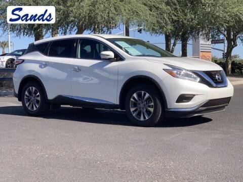 2016 Nissan Murano for sale at Sands Chevrolet in Surprise AZ