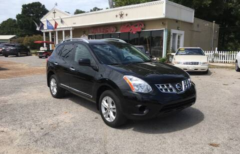 2012 Nissan Rogue for sale at Townsend Auto Mart in Millington TN