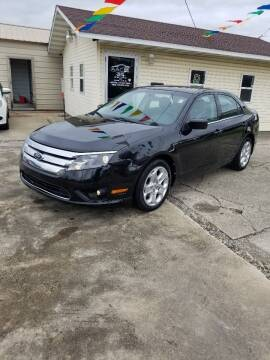 2010 Ford Fusion for sale at Adan Auto Credit in Effingham IL