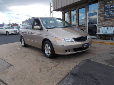1999 Honda Odyssey for sale at Preferred Motor Cars of New Jersey in Keyport NJ