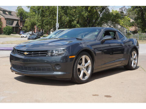 2015 Chevrolet Camaro for sale at Watson Auto Group in Fort Worth TX