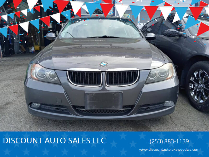 2006 BMW 3 Series for sale at DISCOUNT AUTO SALES LLC in Lakewood WA
