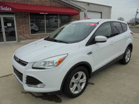 2016 Ford Escape for sale at US PAWN AND LOAN in Austin AR