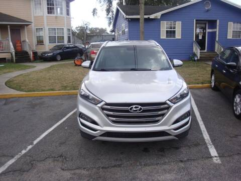 2017 Hyundai Tucson for sale at Mikano Auto Sales in Orlando FL