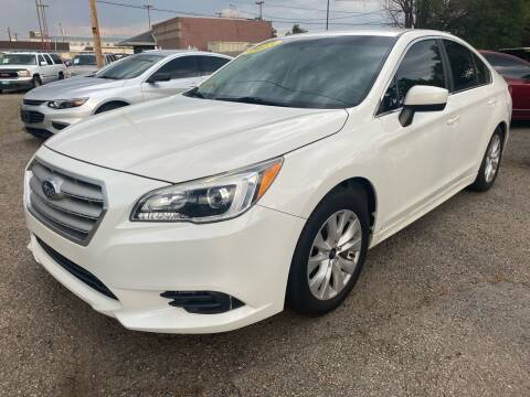 2015 Subaru Legacy for sale at Martinez Cars, Inc. in Lakewood CO