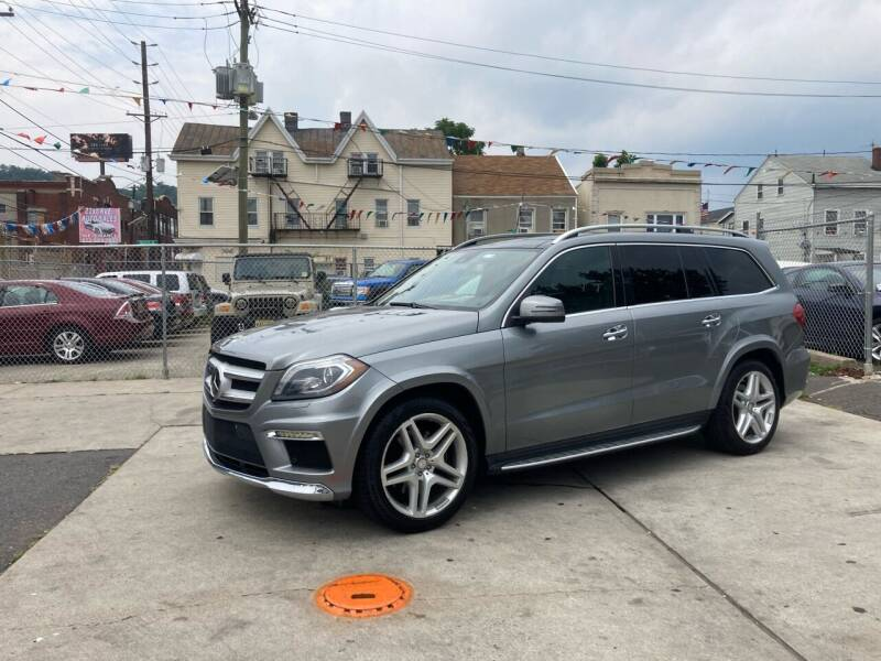 2016 Mercedes-Benz GL-Class for sale at 21st Ave Auto Sale in Paterson NJ