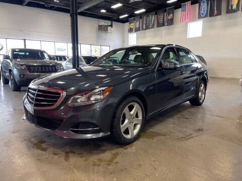 2014 Mercedes-Benz E-Class for sale at CarNova in Sterling Heights MI