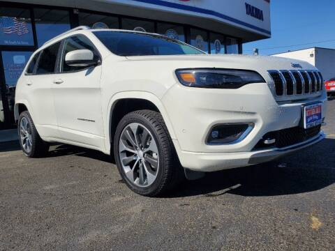 2019 Jeep Cherokee for sale at Better All Auto Sales in Yakima WA