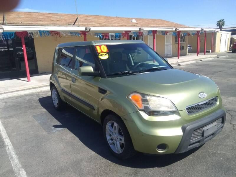 2010 Kia Soul for sale at Car Spot in Las Vegas NV