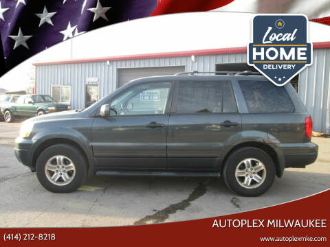 2003 Honda Pilot for sale at Autoplex Milwaukee in Milwaukee WI