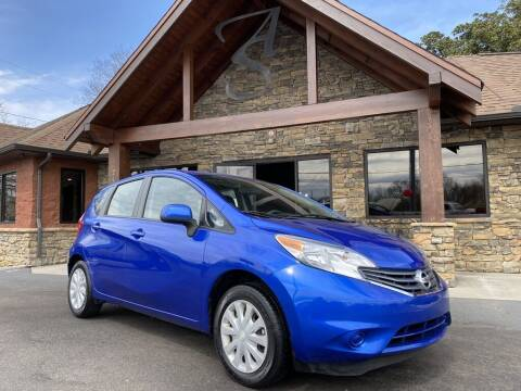 2014 Nissan Versa Note for sale at Auto Solutions in Maryville TN