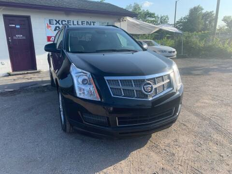 2011 Cadillac SRX for sale at Excellent Autos of Orlando in Orlando FL