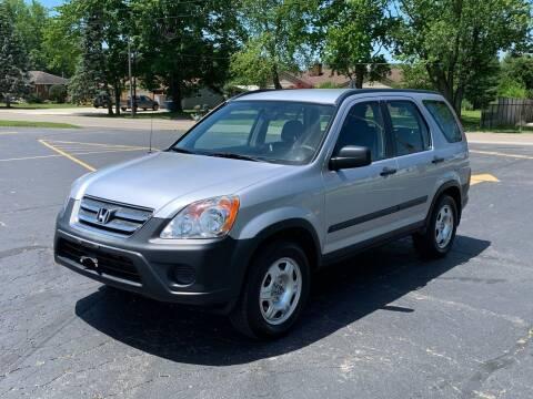2005 Honda CR-V for sale at Dittmar Auto Dealer LLC in Dayton OH