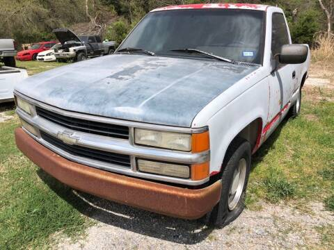 1993 GMC Sierra 1500 for sale at Driver's Choice in Sherman TX