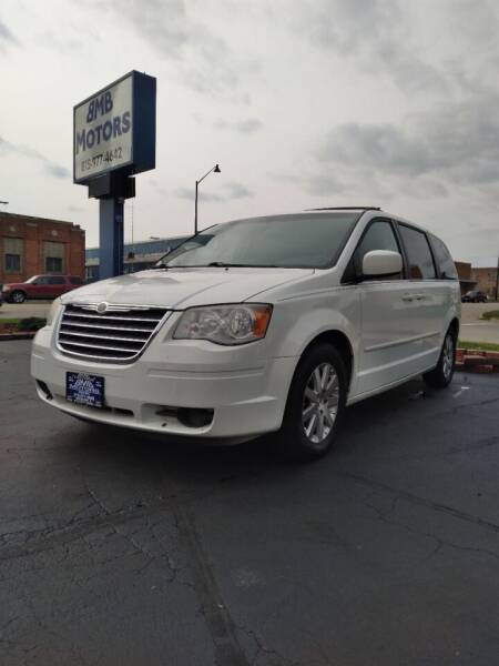 2008 Chrysler Town and Country for sale at BMB Motors in Rockford IL