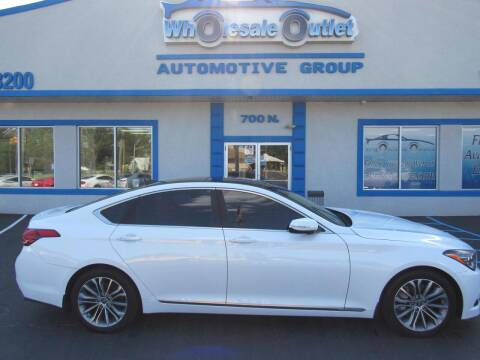 2016 Hyundai Genesis for sale at The Wholesale Outlet in Blackwood NJ