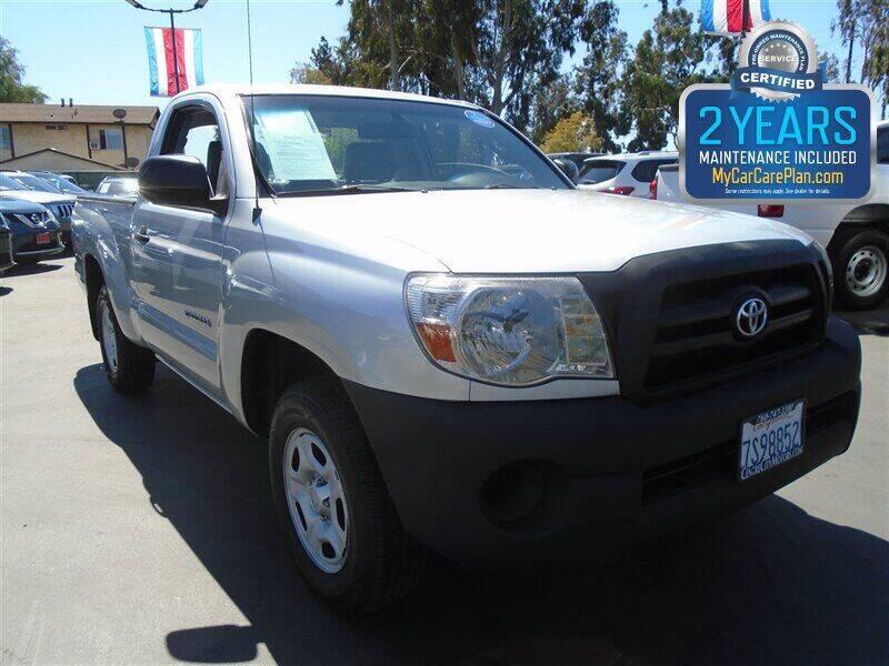 2005 Toyota Tacoma for sale at Centre City Motors in Escondido CA