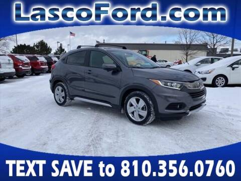 2019 Honda HR-V for sale at Lasco of Grand Blanc in Grand Blanc MI